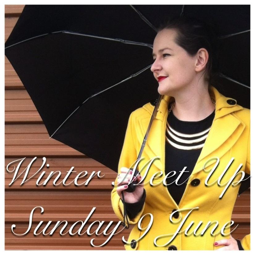 Winter Meet Up – ThisSunday!