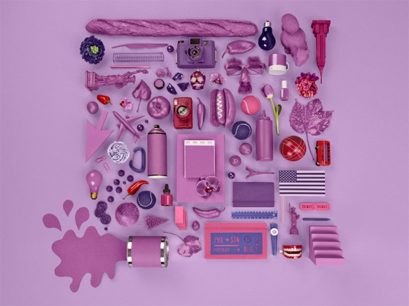 Radiant Orchid Examples