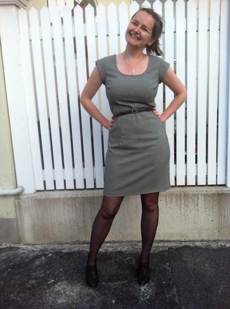 The Jobhunt Dress