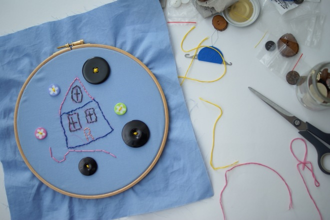 Lolo & Grace - Sewing with Little People